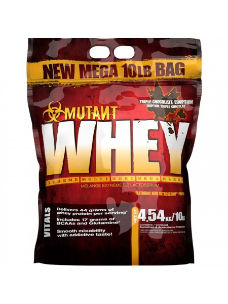 Mutant Whey NEW (4.6 kg)