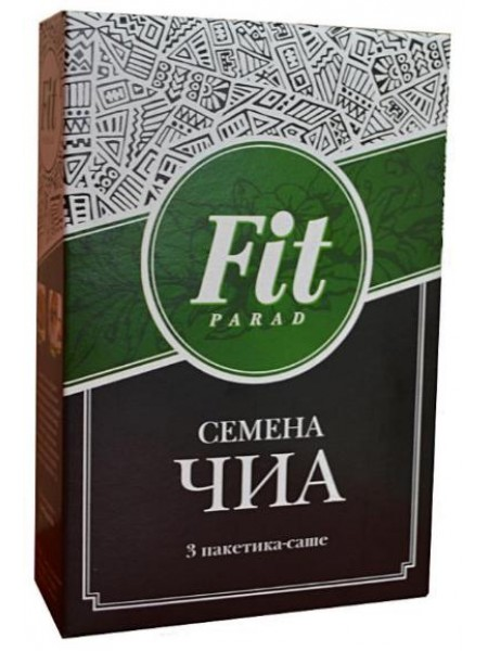 Fit Parad Семена Чиа (120 грамм)