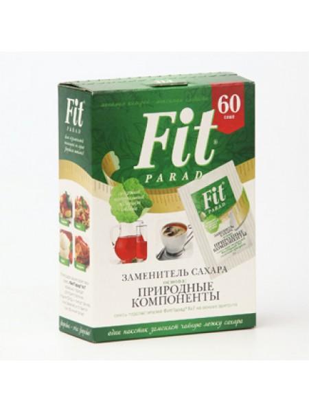 Fit Parad - Заменитель сахара №7 Саше (60 шт)
