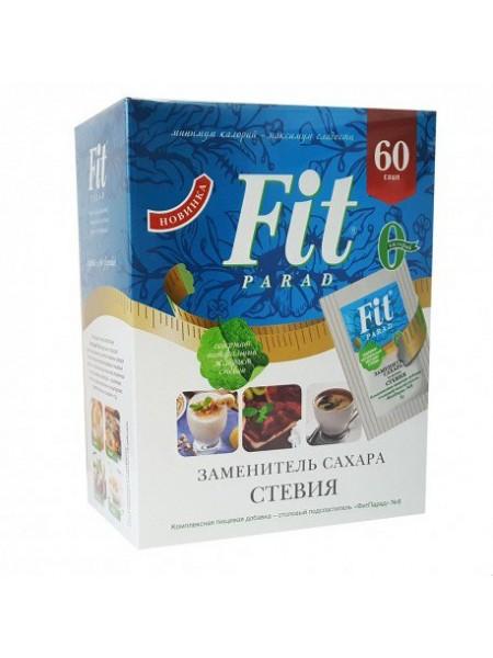 Fit Parad - Заменитель сахара №8 Саше (60 шт)