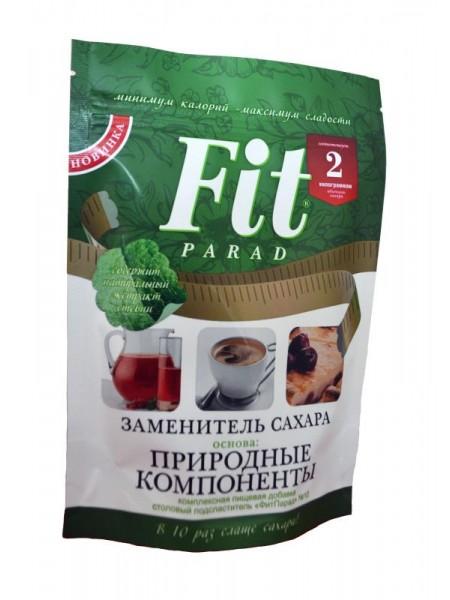 Fit Parad - Заменитель сахара №10 Дой-Пак (200 грамм)