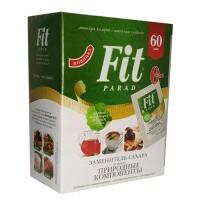 Fit Parad - Заменитель сахара №10 Саше (60 шт)