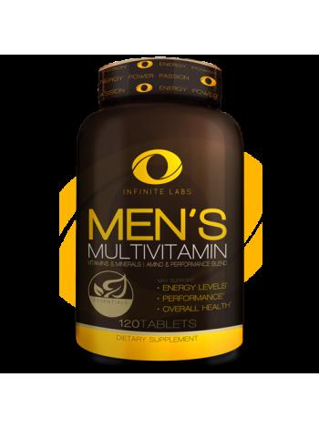 771, Infinite Labs PRO Men's Multi (120 caps), , 1 800 RUB,  Men's Multi, Infinite Labs, Витамины и минералы