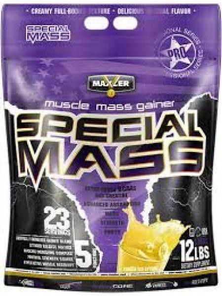 Maxler Special Mass Gainer (5.4 kg) + BONUS