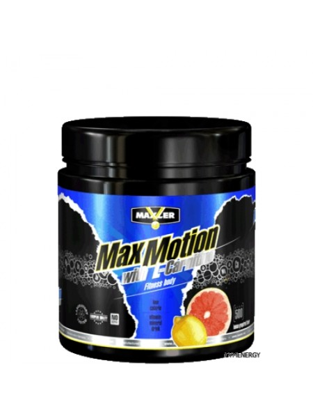 Maxler Max Motion with L-Carnitine (500 g)