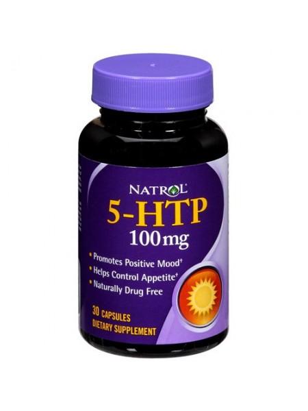 Natrol 5-HTP 100 mg (30 tabs)