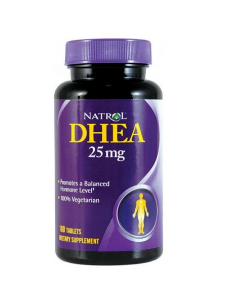 Natrol DHEA 25 mg (30 caps)