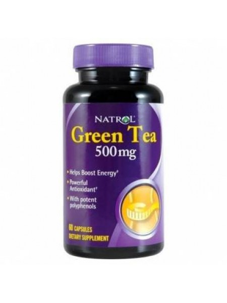 Natrol Green Tea (60 caps)