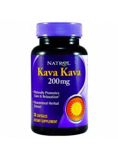 Natrol Kava Kava Extract (30 caps)