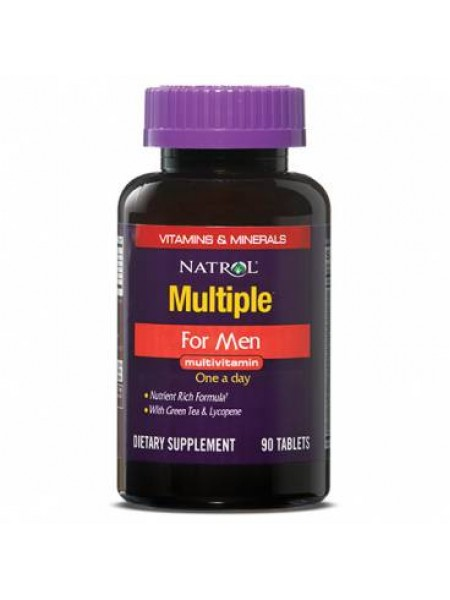 Natrol Multiple for Men (90 caps)