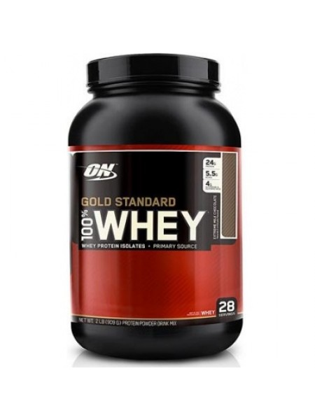 Optimum nutrition 100% Gold Standard Whey (912 gramm)