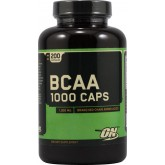 Optimum nutrition BCAA 1000  (200 caps)