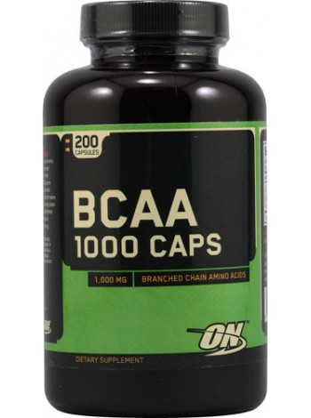 Optimum nutrition BCAA 1000  (200 caps) , , 900 RUB,  BCAA 1000, Optimum Nutrition , BCAA (Незаменимые аминокислоты)
