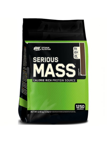 Optimum nutrition Serious Mass (5.4 kg)