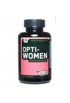 Optimum nutrition Opti - Women (120 caps)