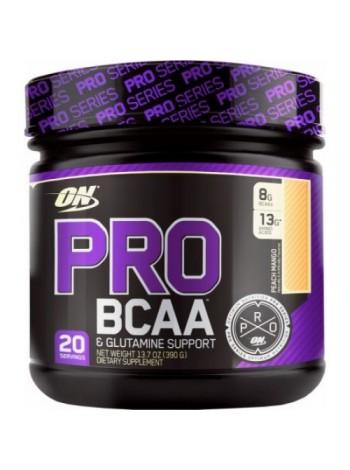 Optimum Nutrition BCAA PRO + Glutamine Support  (390 gramm)