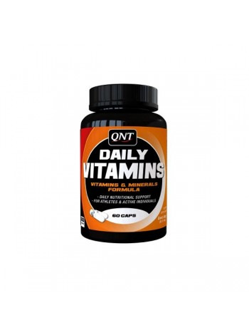 QNT Daily Vitamins (60 caps)