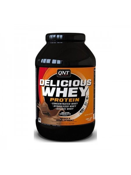 QNT Delicious Whey Protein (2200 g)