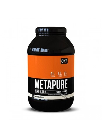 1111, QNT Metapure Zero Carb (1000 g) , , 2 550 RUB, Metapure Zero Carb, QNT(Quality Nutrition Technology), Протеины