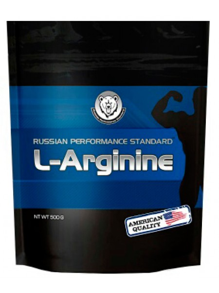 RPS Nutrition L-Arginine (500 г) - 100 порций !!!
