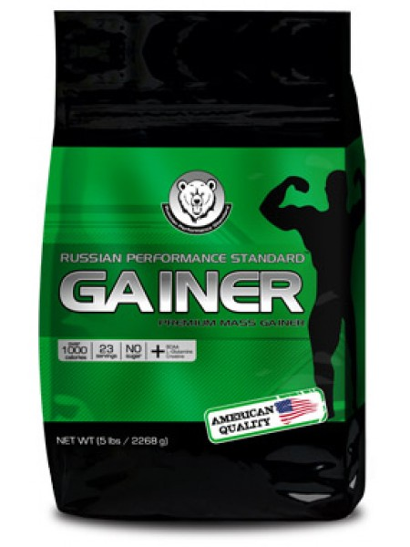 RPS Nutrition Premium Mass Gainer (2270 г)