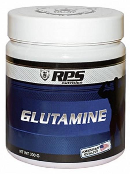 RPS Nutrition Glutamine (300 г)- нейтральный