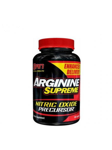 SAN Arginine Supreme ( 100 капс)