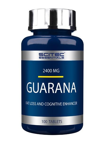 Scitec Essentials Guarana  2400 мг (100 tabs)