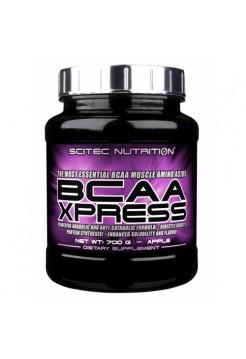 Scitec Nutrition BCAA Xpress (500 gramm) - без фруктового наполнителя 100 порций