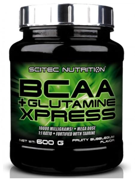 Scitec Nutrition BCAA + Glutamine Xpress (600 gramm)