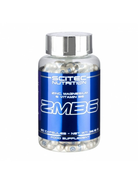 Scitec Nutrition ZMB 6 (ZMA) 60 caps
