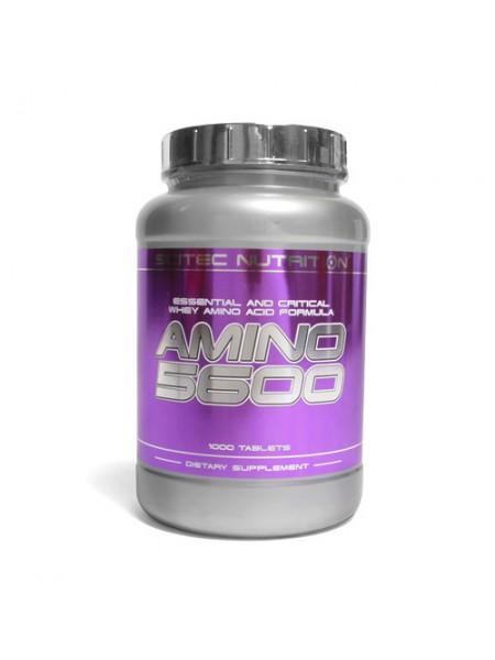 Scitec Nutrition Amino 5600 (500 шт)