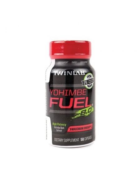 Twinlab Yohimbe Fuel (50 caps)