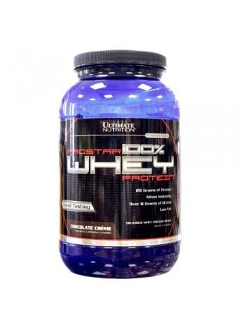 Ultimate Nutrition Prostar 100% Whey Protein (900 gramm)