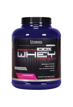 Ultimate Nutrition Prostar 100% Whey Protein (2430 gramm)