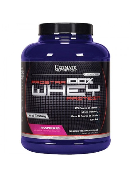 Ultimate Nutrition Prostar 100% Whey Protein (2390 gramm)