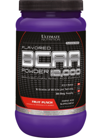 Ultimate Nutrition BCAA Powder 12000 (457g)