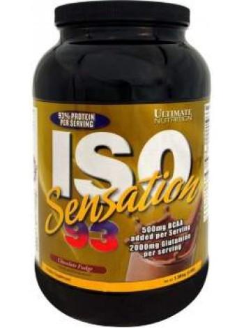 Ultimate Nutrition Iso Sensation 93% (910 gramm)