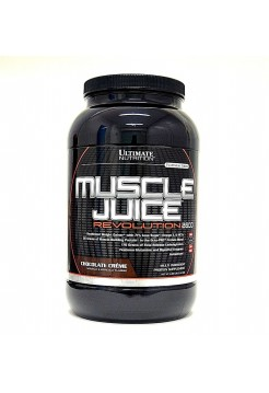 Ultimate Nutrition Muscle Juice Revolution 2600 (2120 gramm)