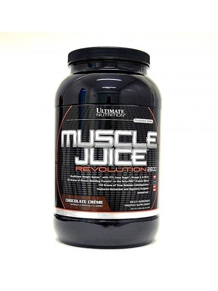 Ultimate Nutrition Muscle Juice Revolution 2600 (2120 gramm)