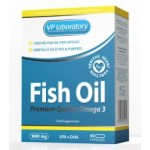 VP Laboratory Omega 3 Fish Oil 1000mg (60 капс)